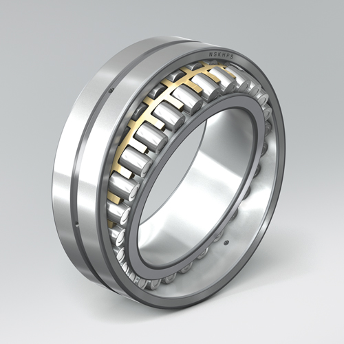 Spherical Roller Bearing with ECA Brass Cage