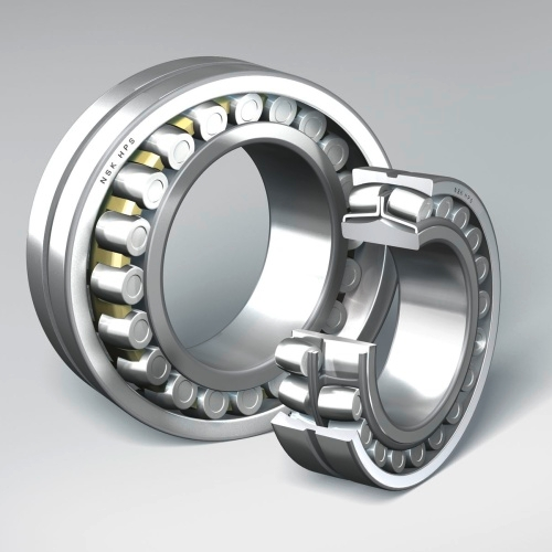 NSKHPS spherical roller bearings can carry greater loads and operate at higher temperatures