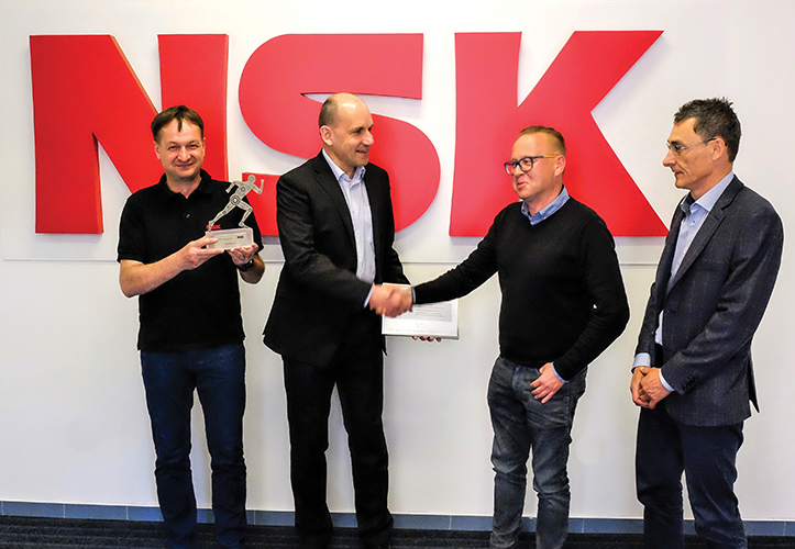 Coroll becomes NSK's first Certified AIP Partner in Czech Republic