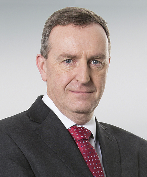 Tony Doran, Senior Director of ICT, Security & Logistics, NSK Europe Ltd