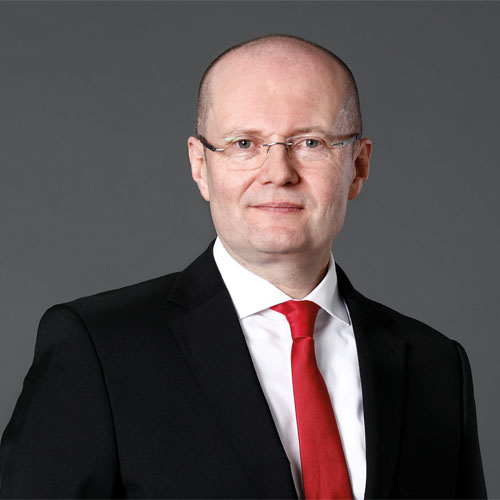 Dr Ulrich Nass - Chief Executive Officer of NSK Europe Ltd.