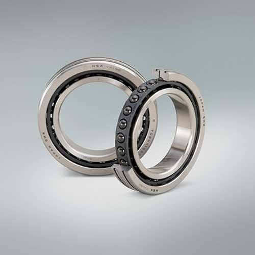 Angular Contact Ball Bearings with SURSAVE Cage - Ultra-High Speed