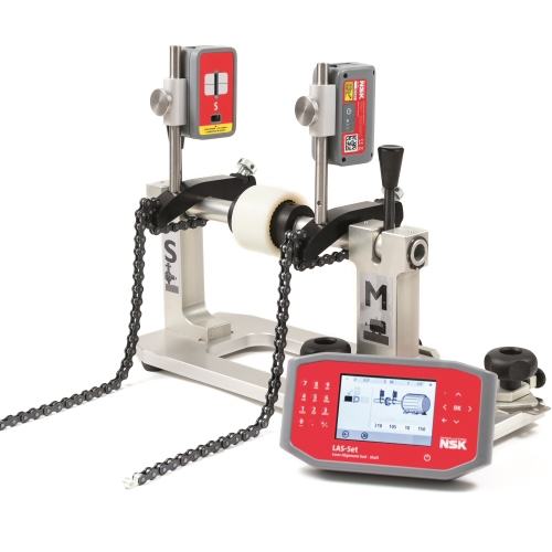 NSK Maintenance Tools AIP+ - Shaft Alignment