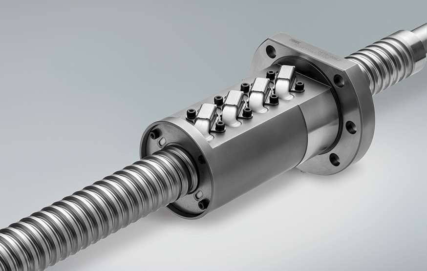 Ball Screws - High Durability