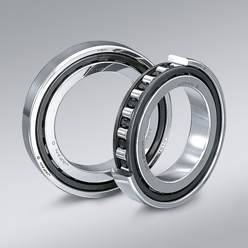Cylindrical Roller Bearings - ROBUST Series Ultra High-Speed Single Row CRB