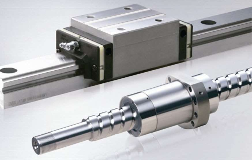 Linear Guide & Ball Screws V1 Series - Highly Dust Resistant