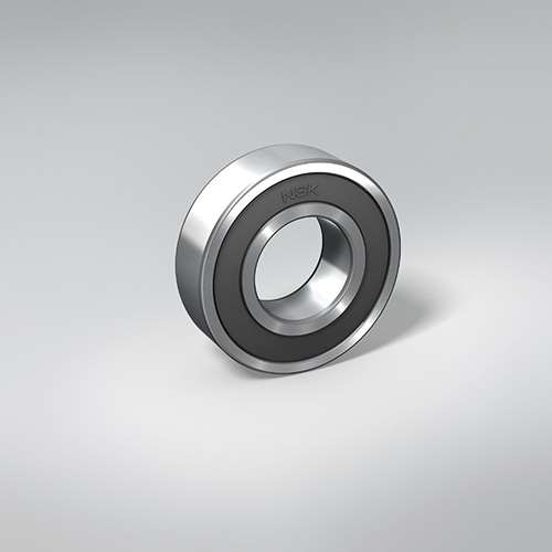 NSK deep groove ball bearings contribute to the energy-efficient operation of electric motors