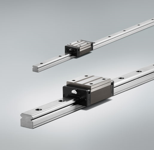 NH/NS series linear guides